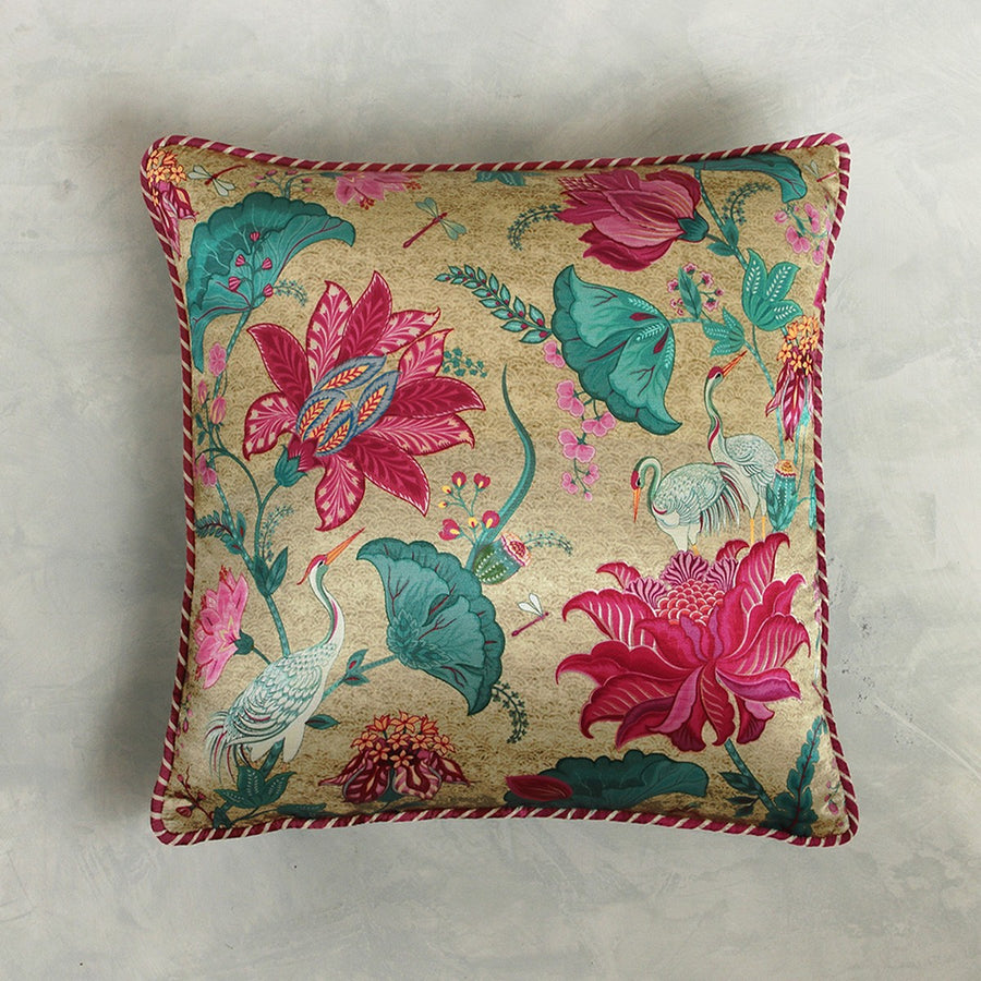 Taashi Cushion Cover - Cream