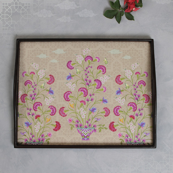 Ambreen Tray - Cream Large