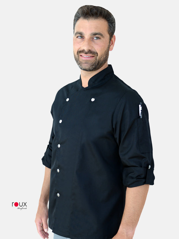 Chef's Jacket Grey Turin