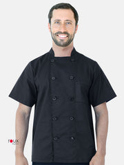 Chef's Jacket Classica Red