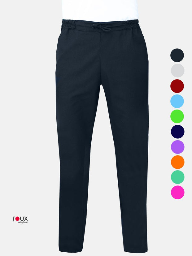 Black Unisex Trousers