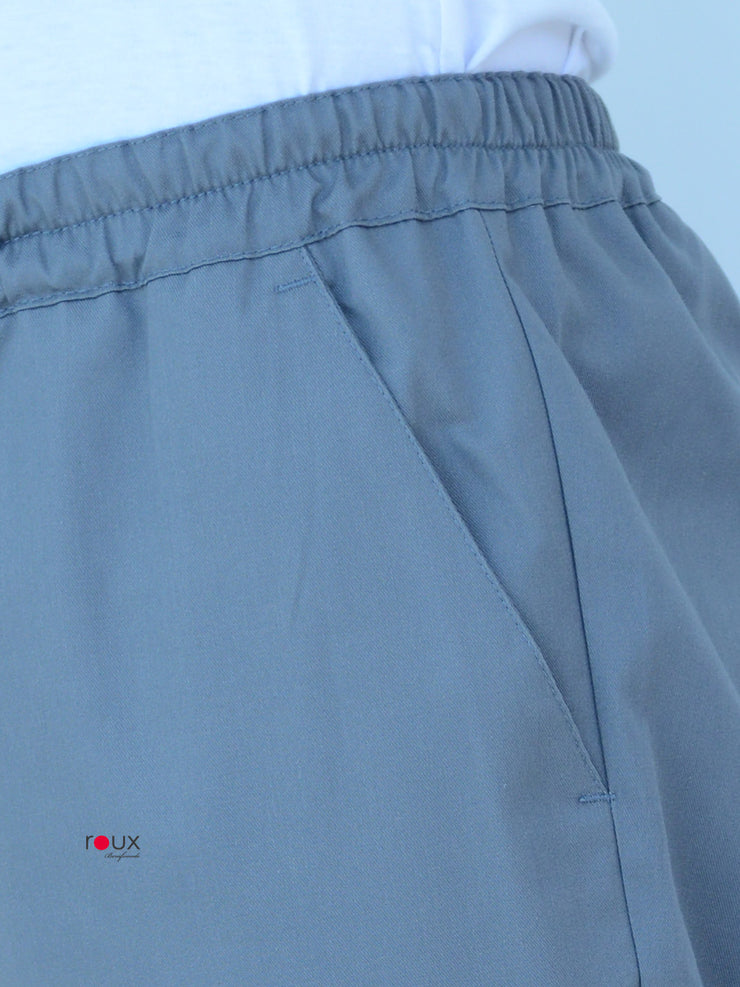 Blue Unisex Trousers