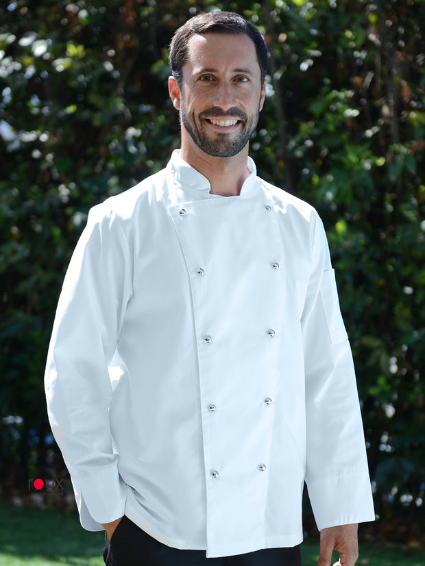 Chef Jacket Premium White