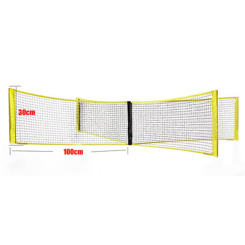 PE four sides standard volleyball net