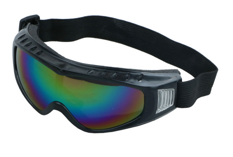 Windproof ski goggles