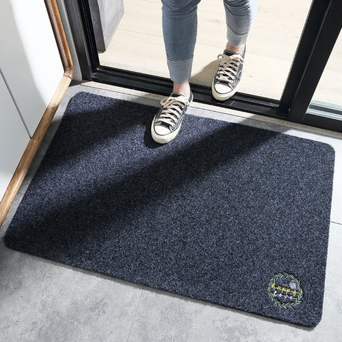 Entrance Door Japanese-style Rectangle Non-Slip Welcome Doormat