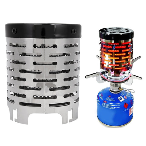 Stainless Steel Mini Heater Stove for Tent
