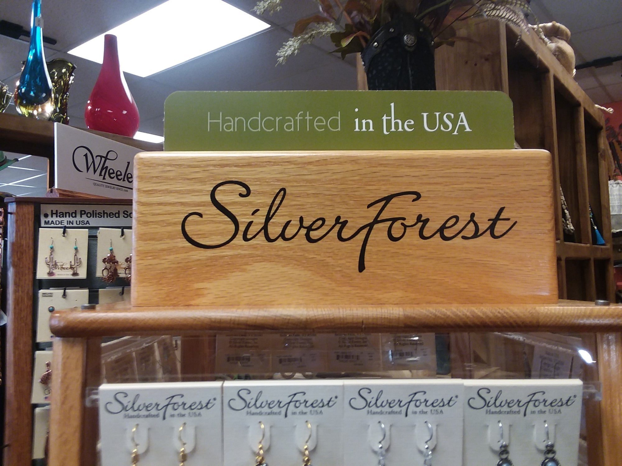 Brand: SilverForest Made in Vermont / Style: Earrings