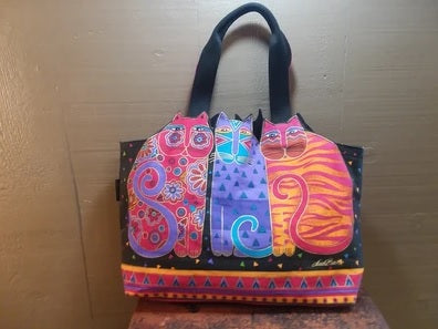 Brand: Laurel Burch / Style Tote Bag