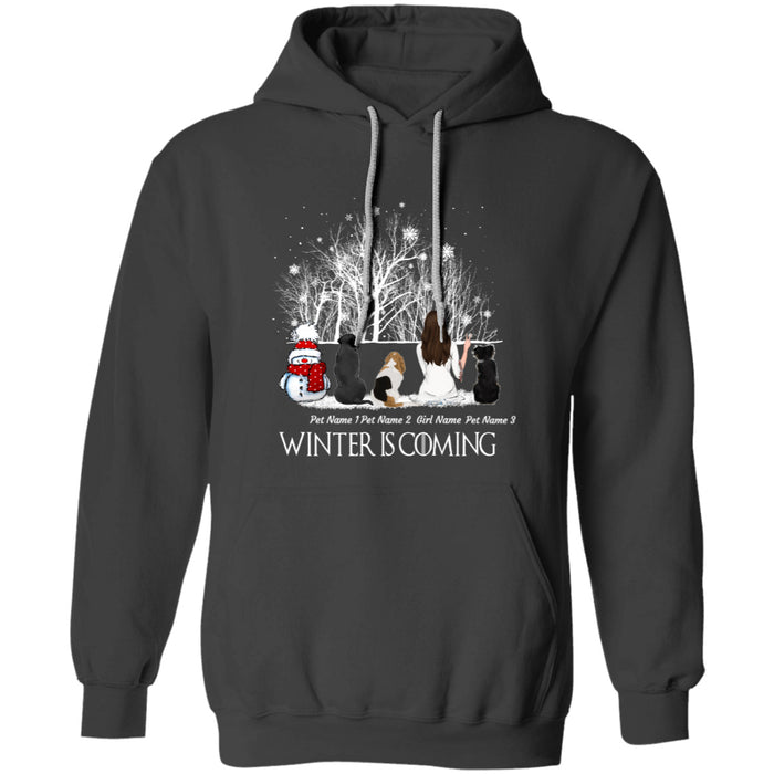 Winter is Coming personalized Shirt. TS107