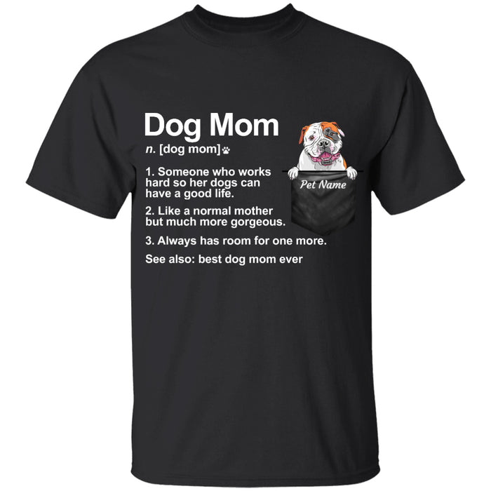 Pet in Pocket personalized Shirt. TS98