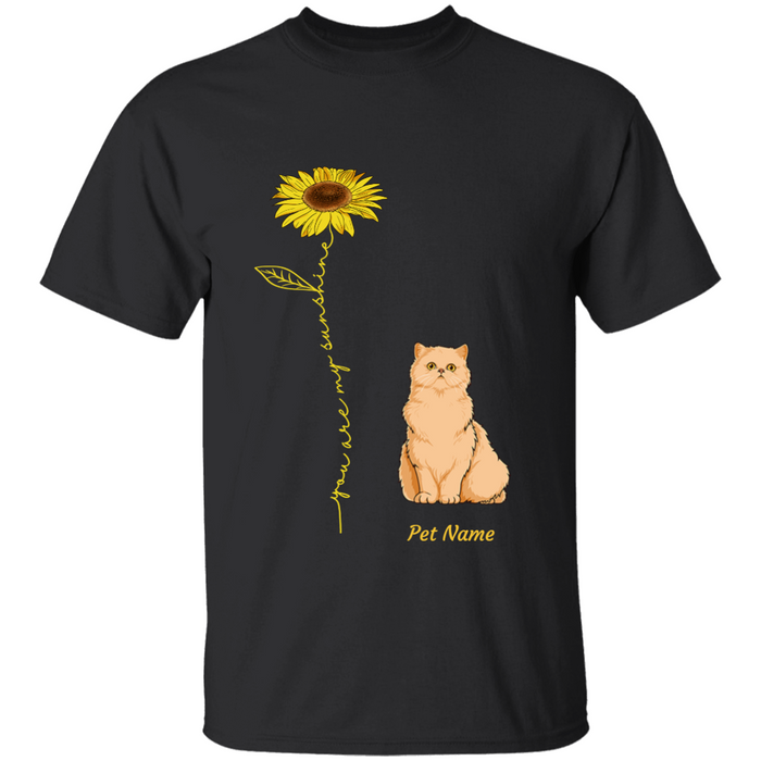 Your're My Sunshine personalized Shirt. TS187