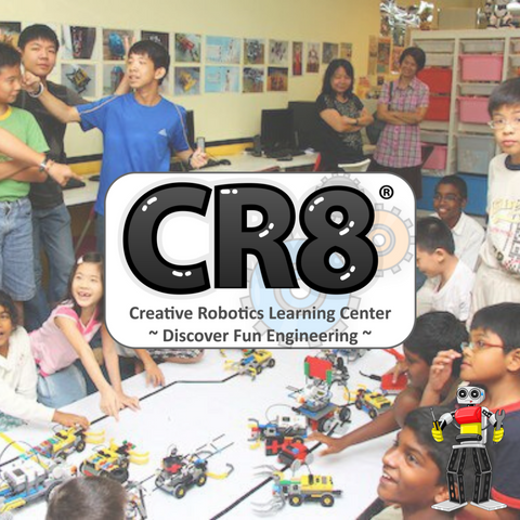 CR8 Creative Robotics