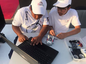 Robotics with CR8 - Ara Damansara