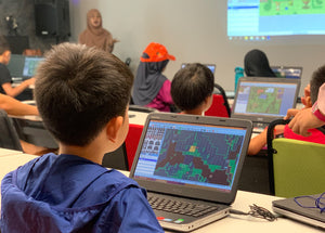 Game Development with iTrainKids - KL Trillion