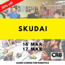 Load image into Gallery viewer, Robotics with CR8 - Skudai