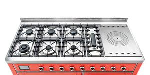 ILVE's new nano technologically coated burners revealed...