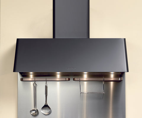 Traditional Cooker Hood from ILVE in Matt Black