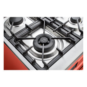 ILVE UK 2019 Majestic Milano New Gas Burners Coral