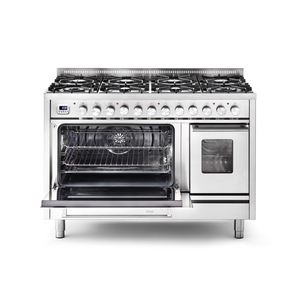 ILVE UK 2019 Roma Range Cooker Open
