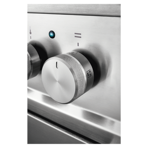 ILVE UK 2019 Roma Knob Close Up