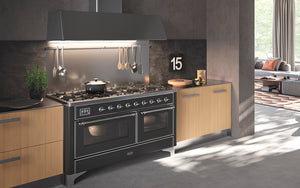 ILVE UK 2019 Majestic Milano Range Cooker Lifestyle