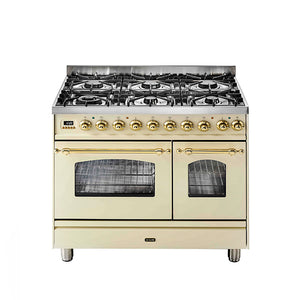 ILVE UK 2019 Milano Range Cooker Cut Out
