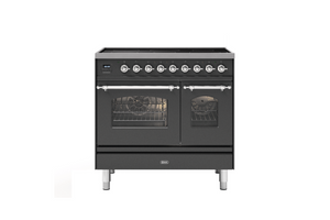 NEW: 90cm Milano Induction Double Oven Range Cooker