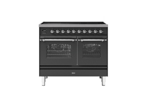 NEW: 100cm Milano 6 Zone Induction Electric Range Cooker