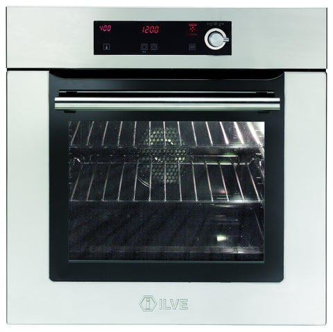 600SLPY 60cm Slim Single Built-In Pyrolytic Oven