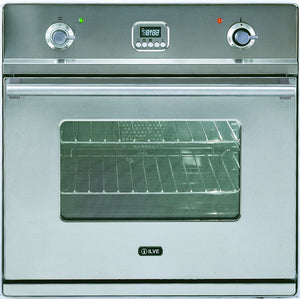 60cm Roma Single Built-In Oven Stainless Steel