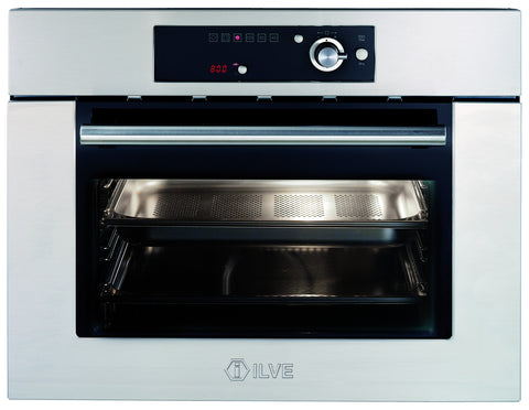 Built-In Steam Oven Stainless Steel