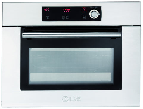 Built-In Pizza Oven Stainless Steel