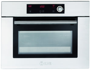 Slim Single Built-In Oven Stainless Steel