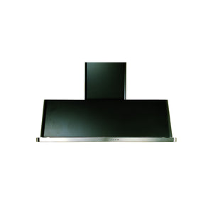 Majestic 120cm Hood Gloss Black
