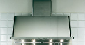 Majestic 120cm Hood Stainless Steel