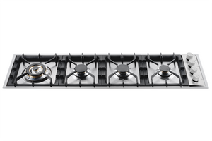 HP1230D 120cm Roma Horizontal Gas Hob - 4 Burners