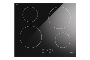 KHVI60TC 60cm Torino 4 Zone Induction Hob
