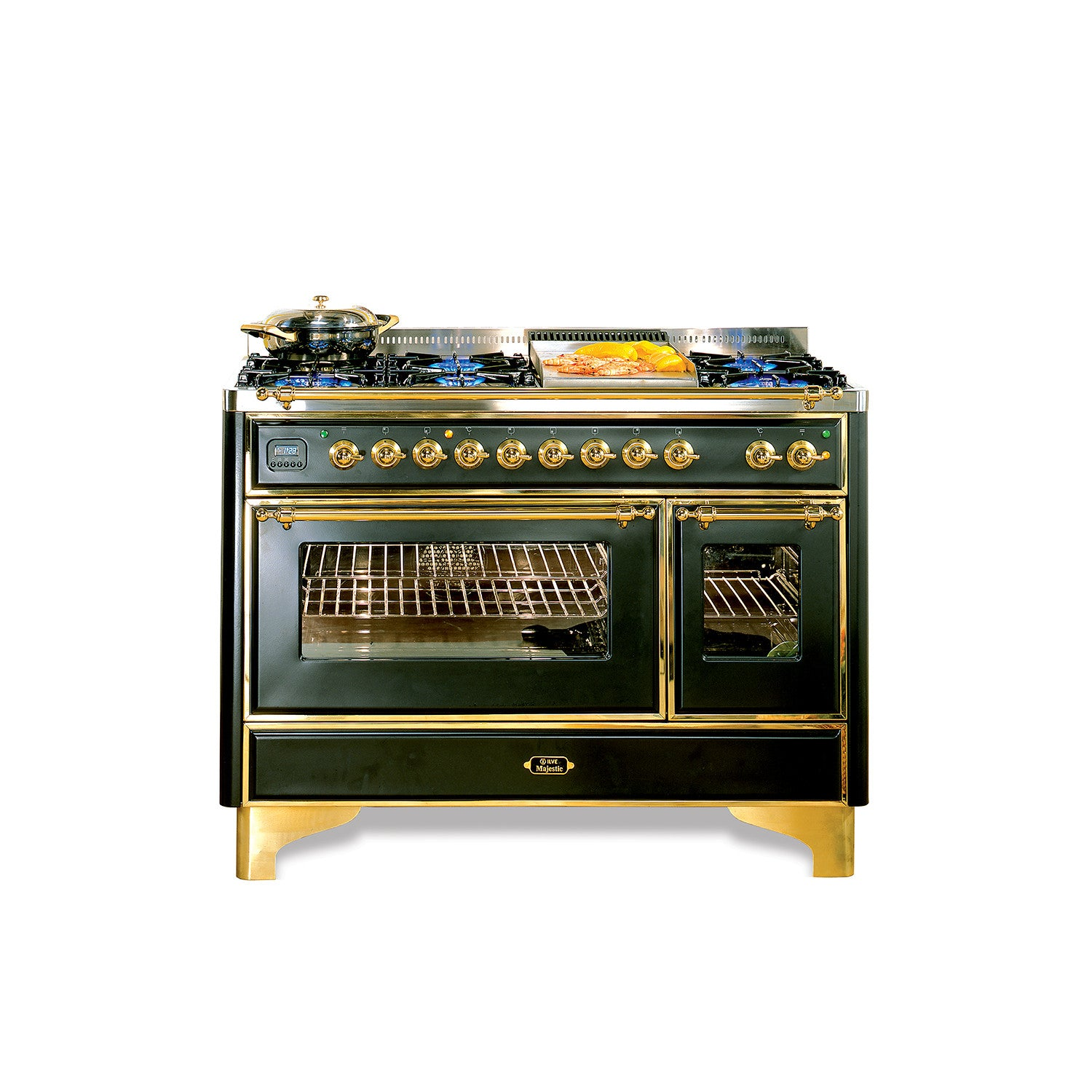 Majestic Milano 120cm 90 / 30 Twin Gas Range Cooker