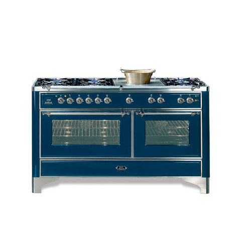 Majestic Milano 150cm Twin Gas Range Cooker