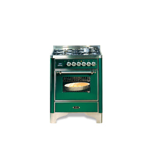 Majestic Milano 70cm Single Dual Fuel Range Cooker