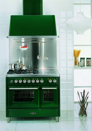 100cm Twin Gas Range Cooker With Hood