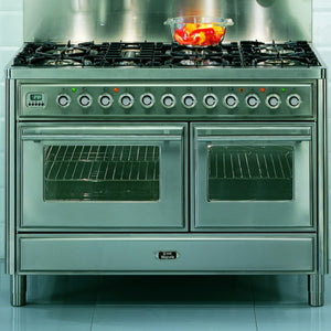 Majestic Roma 120cm 70 / 40 Twin Gas Range Cooker