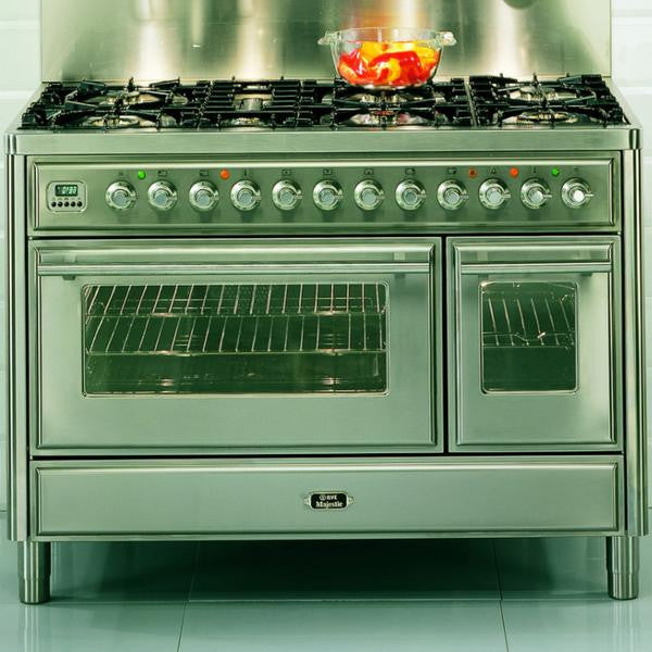 Majestic Roma 120cm 90 / 30 Twin Gas Range Cooker