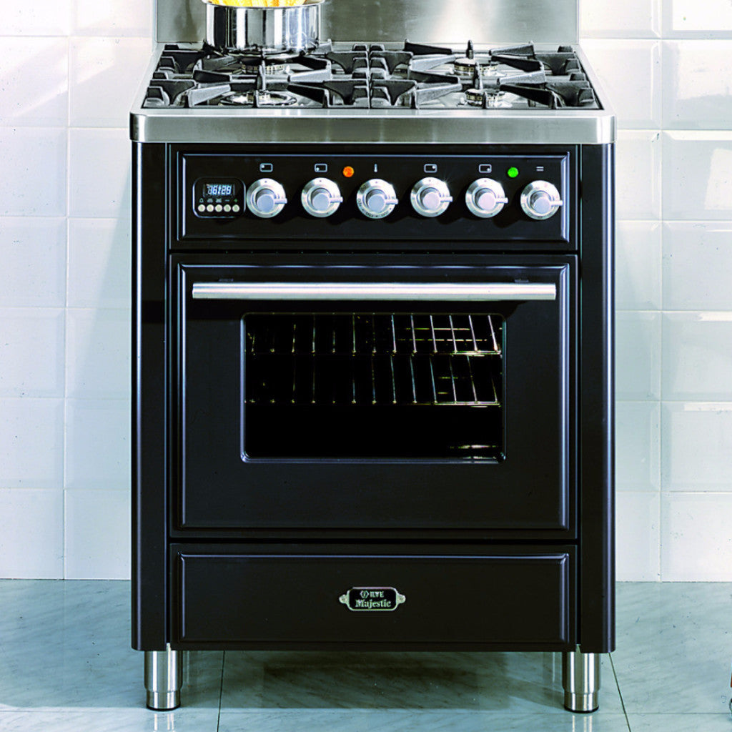Majestic Roma 70cm Single Dual Fuel Range Cooker