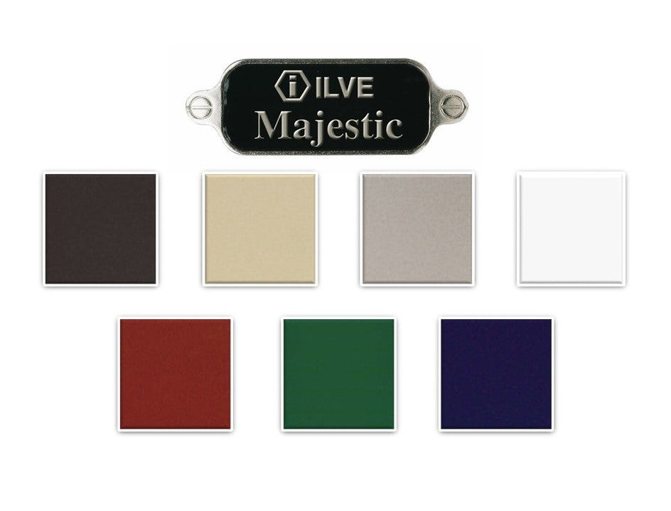 Majestic Milano 150cm Twin Gas Range Cooker Colour Options