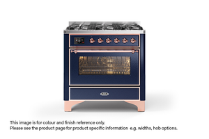NEW: 100cm Majestic Milano 6 Zone Induction Electric Range Cooker