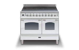 Milano 100 Twin E Stainless Steel