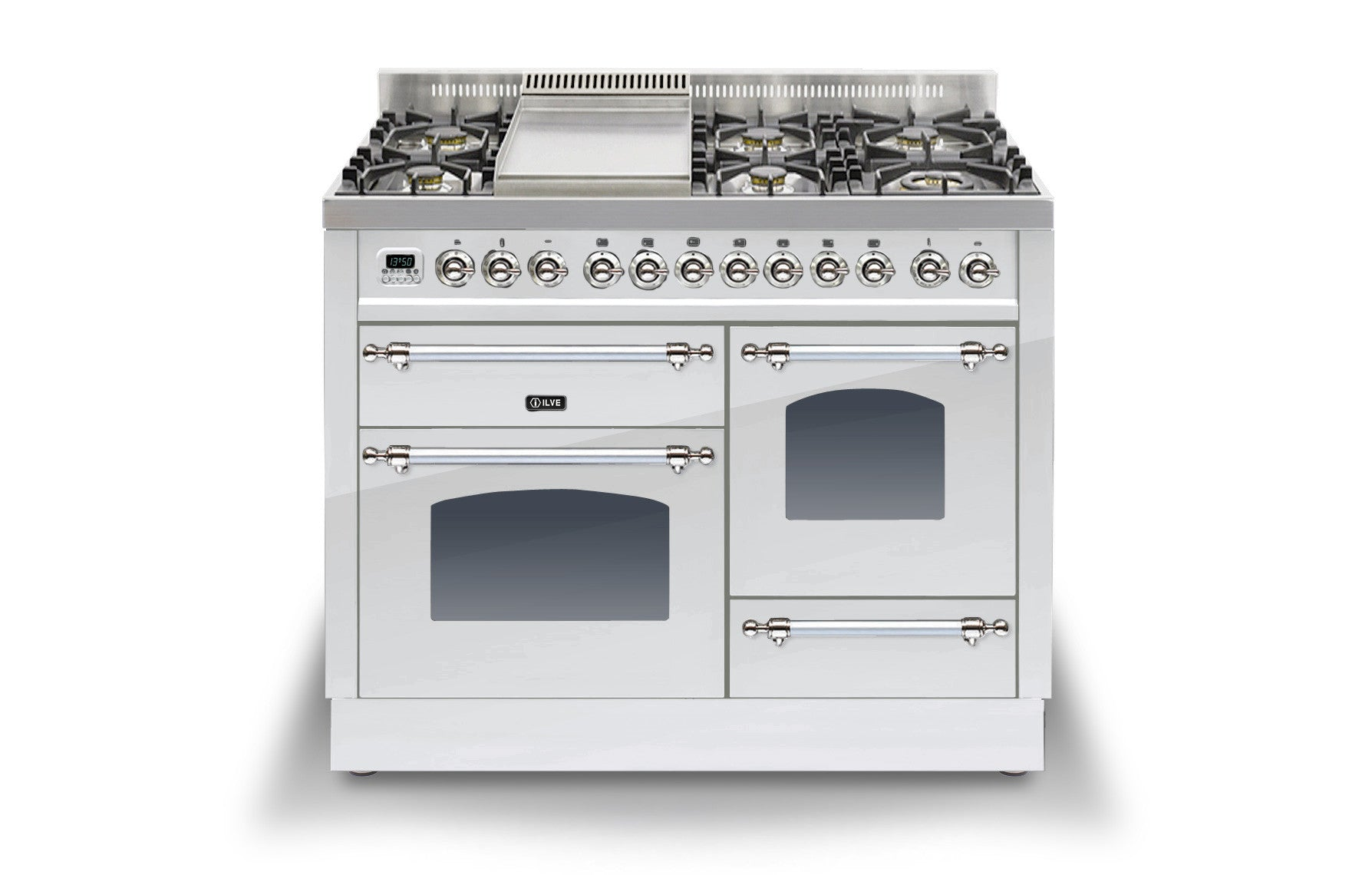 Milano 110 XG DF Stainless Steel