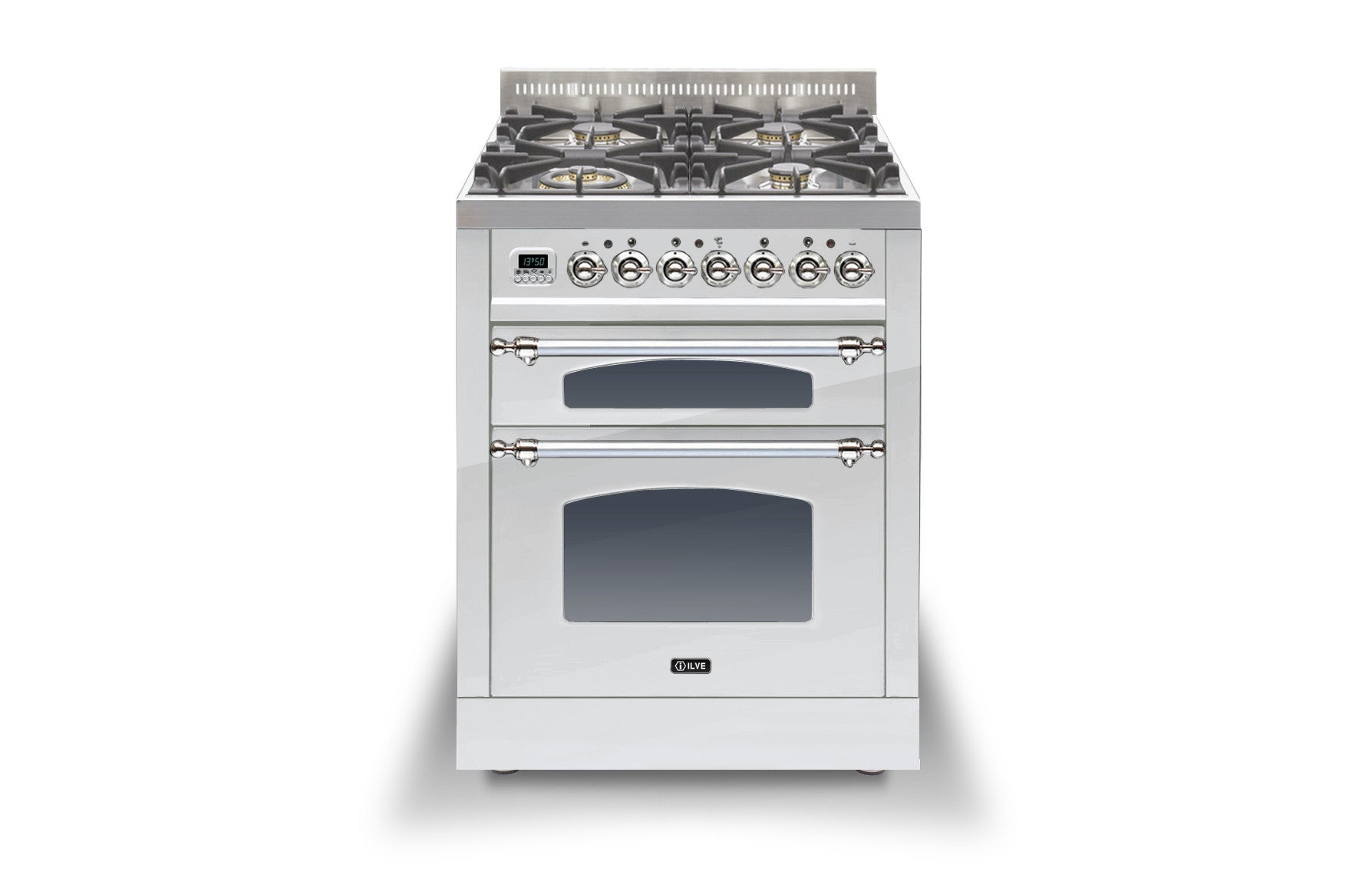 Milano 70 Twin DF Stainless Steel